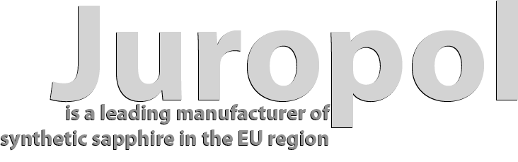 Juropol – the leading sapphire crystal grower In the EU region